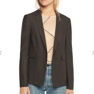 Rag & Bone Club Jacket 100% Wool Size 0